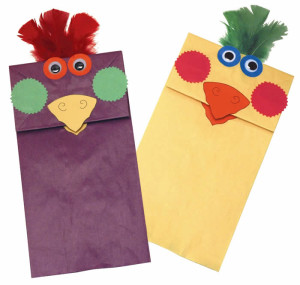 PaperBagPuppets